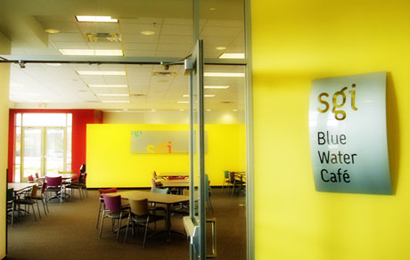 SGI Office - Blue Water Cafe