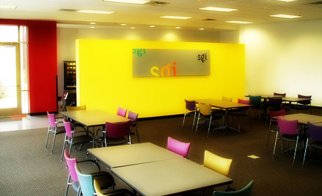SGI Office - Cafe Lounge