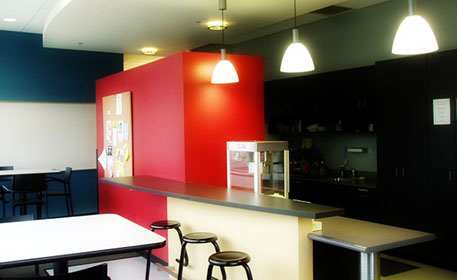 SGI Office - Kitchen